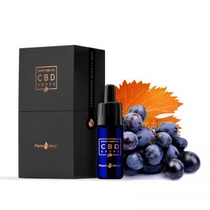 Pharma Hemp Grape Seeds 15% CBD Oil with Gift Box (10ml)