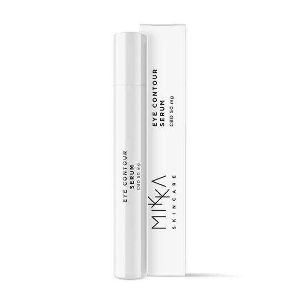 Mikka Eye Contour Serum Ultra-Hydrating 50mg CBD (10ml)