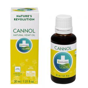 Annabis Cannol Natural Hemp Oil 30ml