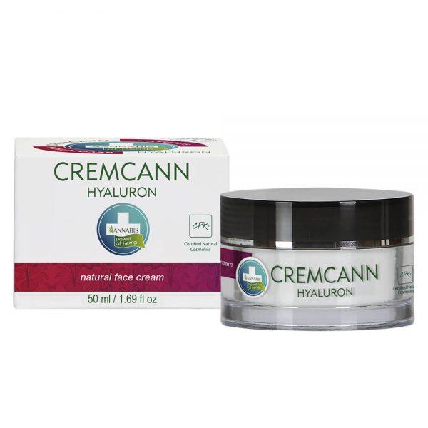 Annabis Cremcann Hyaluron Natural Hemp Face Cream 50ml