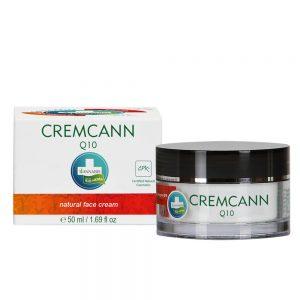 Annabis Cremcann Q10 Natural Hemp Face Cream 15ml