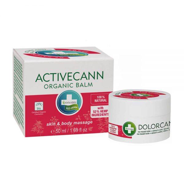Annabis Dolorcann Hemp Pain Relief Massage Balm 50 ml