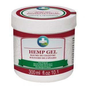 Annabis Hanfbalsam Hemp Gel Massage Balsam 300ml