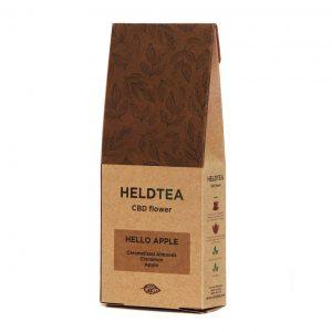 Heldtea - Hello apple CBD tea (25g)