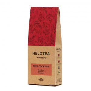 Heldtea - Pink cocktail CBD tea (25g)