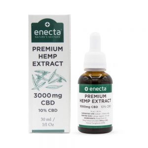 Enecta 10% CBD Oil 3000mg (30ml)